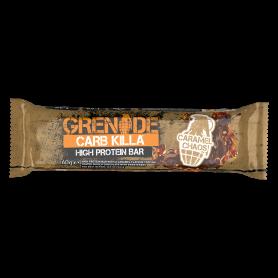 Grenade Carb Killa Μπάρες Υψηλής Πρωτεΐνης Caramel Chaos, 60 g - Grenade