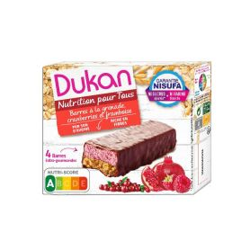 Dukan Γκοφρέτα Βρώμης με Σοκολάτα & Μούρα (4x30gr) 120gr-pharmacystories