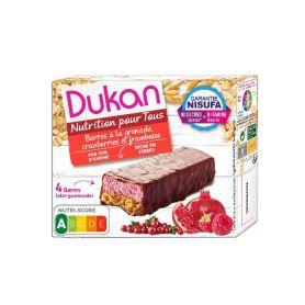 Dukan Γκοφρέτα Βρώμης με Σοκολάτα & Μούρα (4x30gr) 120gr - Dukan
