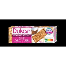 Dukan Μπισκότα βρώμης με γεύση καρύδα, 225g - Dukan