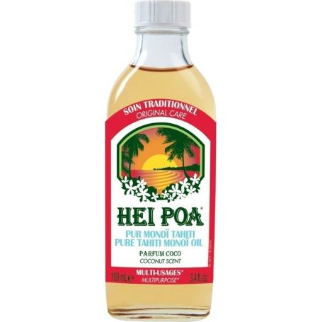 Hei Poa Pure Tahiti Monoi Oil Coconut Λάδι με Άρωμα Καρύδας 100ml-pharmacystories