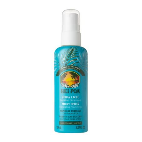 Hei Poa Hair Milky Spray Detangling Nourishing Repair 150ml - Hei Poa