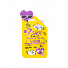 7 DAYS EMOTIONS Toner+Lotion+Essence 20ml-pharmacystories