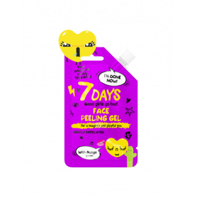 7 DAYS EMOTIONS Face Peeling Gel 25ml - 7days