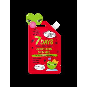 7 DAYS EMOTIONS Soothing Skin Gel 25ml - 7days