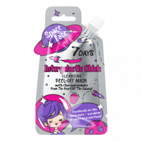 7 DAYS SPACE Intergalactic Chick Peel-off Mask 20ml-pharmacystories