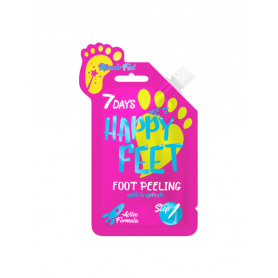 7 DAYS FEET Miracle Feet Peeling 25ml-pharmacystories