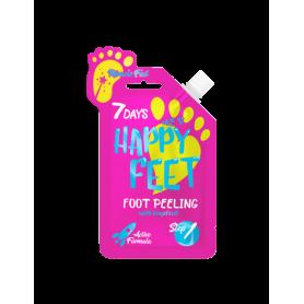 7 DAYS FEET Miracle Feet Peeling 25ml - 7days