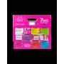 Gift set 7 DAYS Beauty Calendar, 8 MASKS (mix)-pharmacystories