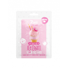 7 DAYS CANDY SHOP Ice Cream Sheet Mask 25g-pharmacystories