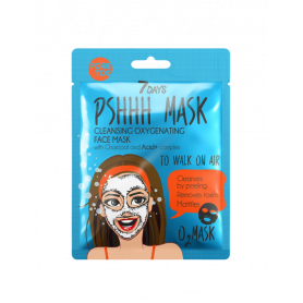 7 DAYS PSHHH To Walk On Air Sheet Mask 25g-pharmacystories