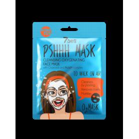 7 DAYS PSHHH To Walk On Air Sheet Mask 25g - 7days