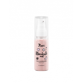7 DAYS ROSE GIRL Illuminating Face Fluid 4-in-1 50ml-pharmacystories