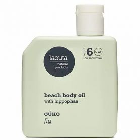 Laouta Fig | Beach body oil with hippophae 100ml - Laouta
