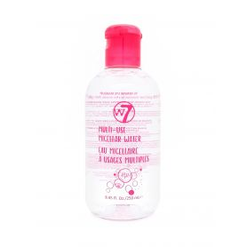 W7 Cosmetics  Multi-Use Micellar Water 250ml