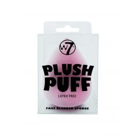W7 Cosmetics Plush Puff Makeup Blending Sponge 1τμχ-pharmacystories