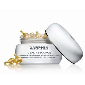 Darphin Ideal Resource Anti-Aging & Radiance Renewing Pro-Vitamin C and E Oil Concentrate 60caps-pharmacystories