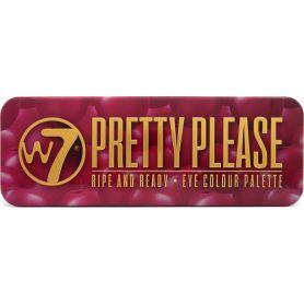 W7 Cosmetics Eye Colour Palette Pretty Please 15.6g - W7 MakeUp