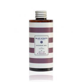 Blue Scents Αφρόλουτρο Olive Oil & Cinnamon 300ml-pharmacystories
