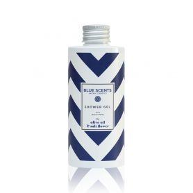 Blue Scents Αφρόλουτρο Olive Oil & Salt Flower 300ml - Blue Scents