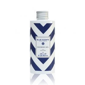 Blue Scents Αφρόλουτρο Olive Oil & Salt Flower 300ml-pharmacystories