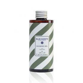 Blue Scents Αφρόλουτρο Olive Oil & Green Pepper 300ml - Blue Scents