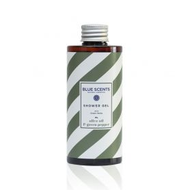 Blue Scents Αφρόλουτρο Olive Oil & Green Pepper 300ml-pharmacystories