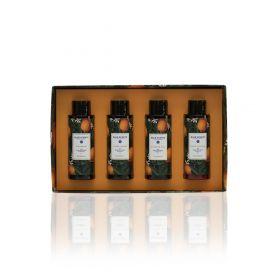 Blue Scents- Gift Set Bergamot - Showergel/Body Lotion/Shampoo/Conditioner (4*100ml)-pharmacystories