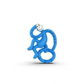 Matchstick Monkey Mini Monkey Teether Μπλε, Κρίκος Οδοντοφυΐας - Matchstick Monkey