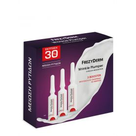 Frezyderm Κασετίνα με 3 Wrinkle Plumper Booster με 30% έκπτωση 3x5ml-pharmacystories-pharmacy-frezyderm