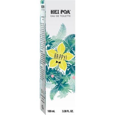 Hei Poa Eau De Toilette Happy 100ml - Hei Poa