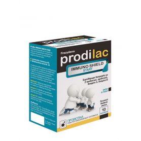 Frezyderm Prodilac Immuno Shield Start 10 Φακελάκια - Προβιοτικά Για Ενίσχυση Του Ανοσοποιητικού Για Νήπια & Παιδιά - Frezyderm