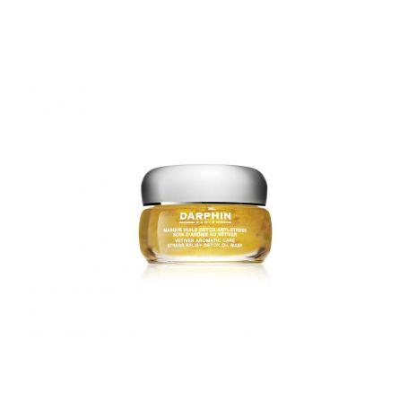 Darphin Essential Oil Elixir Vetiver Aromatic Care Stress Relief Detox Oil Mask, Μάσκα Αποτοξίνωσης κατά του Στρές 50ml