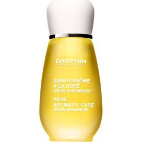 Darphin Essential Oil Elixir Rose Aromatic Care Hydra-Nourishing Αιθέριο Έλαιο Προσώπου για Ενυδάτωση & Θρέψη, 15ml-darphin