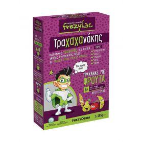 Frezyderm Frezylac Τραχαχάνακης Τραχανάς με Φρουτα 2x165gr - Frezyderm