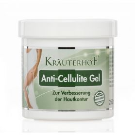 Krauterhof Τζελ Κατά της Κυτταρίτιδας 250ml - Krauterhof