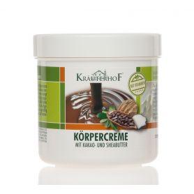 Krauterhof Κρέμα Σώματος με Βούτυρο Κακάο & Καριτέ 250ml - Krauterhof