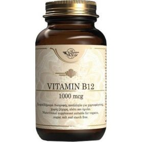 Sky Premium Life Vitamin B12 60 κάψουλες-pharmacystories-sky premium-pharmacy