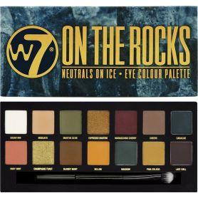 W7 On The Rocks Neutral On Ice Eye Colour Palette 11.2g-pharmacystories-pharmacy-w7