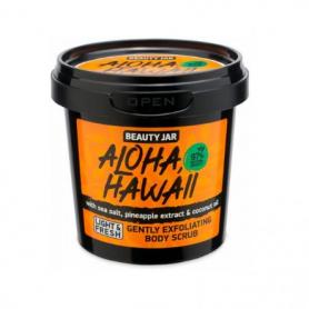"""Beauty Jar """"ALOHA HAWAII"""" Αναζωογονητικό scrub προσώπου και σώματος 200gr - Beauty Jar"""