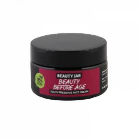 "Beauty Jar ""BEAUTY BEFORE AGE"" Κρέμα νυκτός για αντιγήρανση 60ml - Beauty Jar"