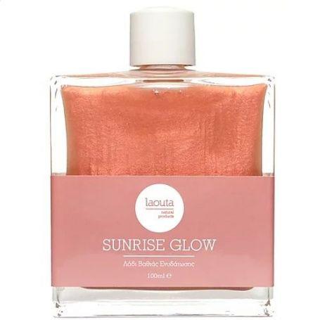 "Laouta Sunrise Glow ""silicone free"" 100ml-pharmacystories-pharmacy-laouta-laouta shop"