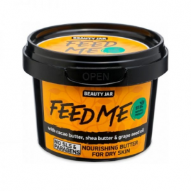 "Beauty Jar ""FEED ME"" Θρεπτικό βούτυρο σώματος, 90gr-pharmacystories-pharmacy-beauty jar"