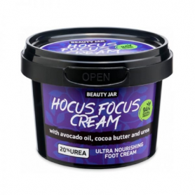 "Beauty Jar ""HOCUS FOCUS CREAM"" Θρεπτική κρέμα ποδιών, 100ml-pharmacystories-pharmacy-beauty jar"