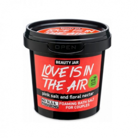 "Beauty Jar ""LOVE IS IN THE AIR"" Αφρώδη άλατα μπάνιου για ζευγάρια, 200gr-pharmacystories-pharmacy-beauty jar"