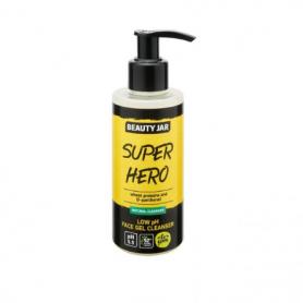 """Beauty Jar """"SUPER HERO"""" Καθαριστικό gel με χαμηλό pH, 150ml - Beauty Jar"""