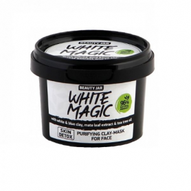 "Beauty Jar ""WHITE MAGIC"" Μάσκα λεύκανσης για το πρόσωπο, 140gr-pharmacystories-pharmacy-beauty jar"