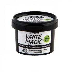 Beauty Jar WHITE MAGIC Μάσκα λεύκανσης για το πρόσωπο 120g - Beauty Jar