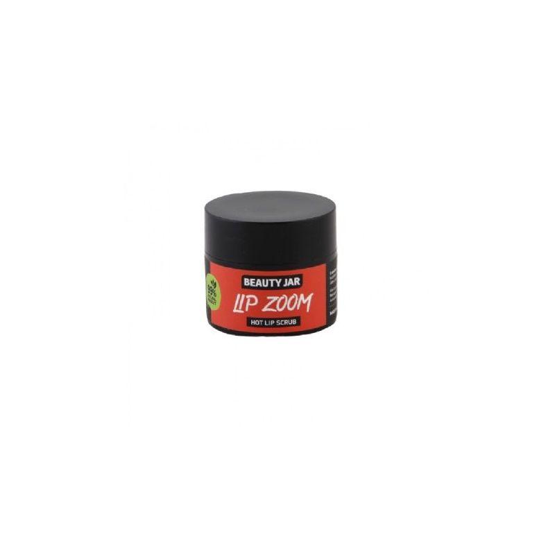 "Beauty Jar ""LIP ZOOM"" Ζεστό scrub χειλιών, 15ml - Beauty Jar"