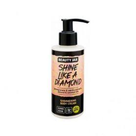 """Beauty Jar """"SHINE LIKE A DIAMOND"""" Κρέμα σώματος με shimmer, 150ml - Beauty Jar"""